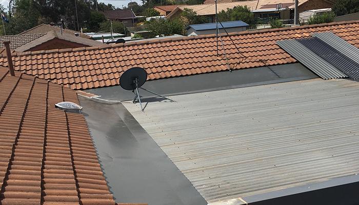 Custom roof flashings