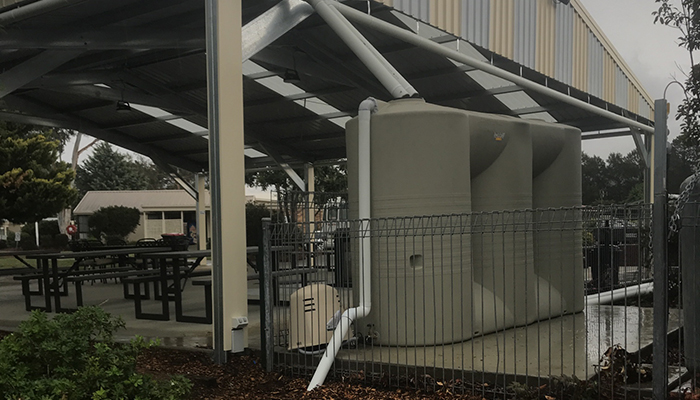 Rain water tanks & Harvesting